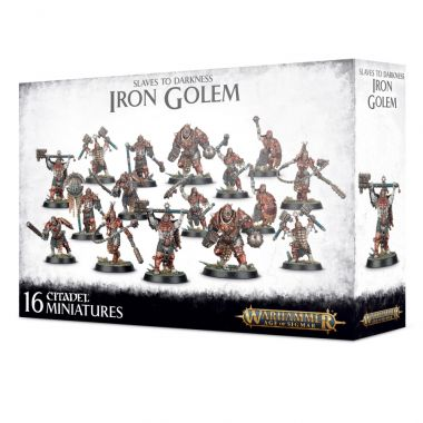 Warhammer: Age of Sigmar - Slaves to Darkness: Iron Golem