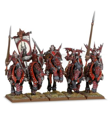 Warhammer: Age of Sigmar - Soulblight Blood Knights
