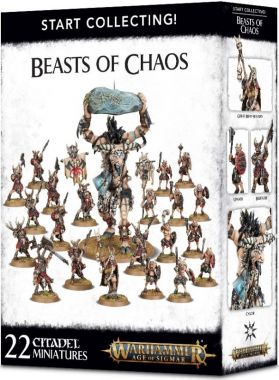 Warhammer: Age of Sigmar - Start Collecting! Beasts of Chaos