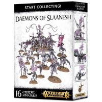 Warhammer: Age of Sigmar - Start Collecting! Daemons of Slaanesh