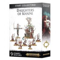 Warhammer: Age of Sigmar - Start Collecting! Daughters of Khaine