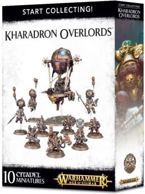 Warhammer: Age of Sigmar - Start Collecting! Kharadron Overlords