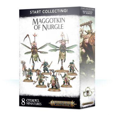 Warhammer: Age of Sigmar - Start Collecting! Maggotkin of Nurgle