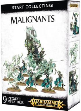 Warhammer: Age of Sigmar - Start Collecting! Malignants