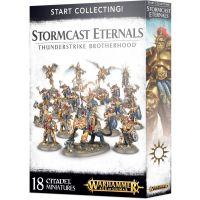 Warhammer: Age of Sigmar - Start Collecting! Stormcast Eternals: Thunderstrike Brotherhood
