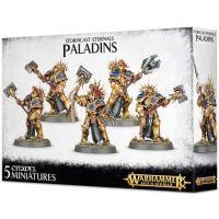 Warhammer: Age of Sigmar - Stormcast Eternals Paladins