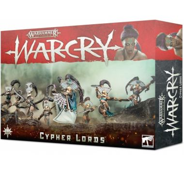 Warhammer: Age of Sigmar - Warcry Cypher Lords