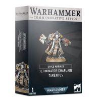 Warhammer Commemorative Series: Space marines - Terminator Chaplain Tarentus