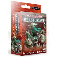 Warhammer Underworlds: Beastgrave - Rippas Snarlfangs