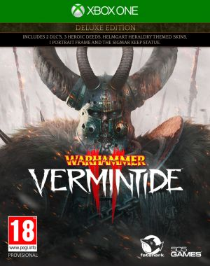 Warhammer - Vermintide 2 Deluxe Edition (Xbox One)