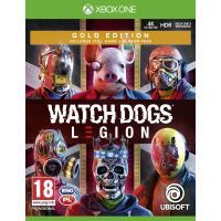 Watch Dogs Legion Gold Edition (Xbox One)