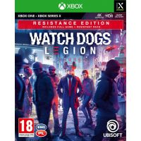 Watch Dogs Legion Resistance Edition (Xbox One)