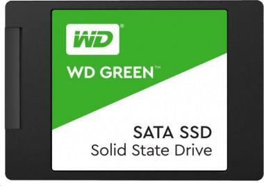 WD Green 3D NAND, 2,5 - 120GB  (WDS120G2G0A) (PC)