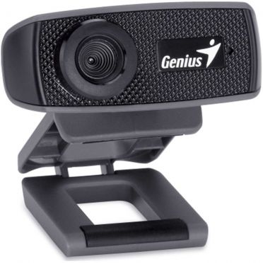 Webkamera Genius FaceCam 1000X V2, černá (32200003400) (PC)
