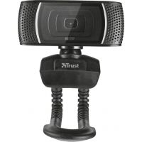 Webkamera Trust Trino HD, černá (PC)