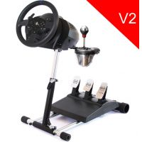 Wheel Stand Pro DELUXE V2 - stojan na volant Thrustmaster T300RS, TX, TMX, T150, T500, T-GT, TS-XW (PC)