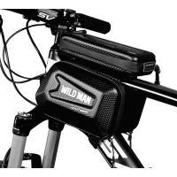 WILDMAN Voděodolné pouzdro na rám kola s tvrdým obalem, vel. XL