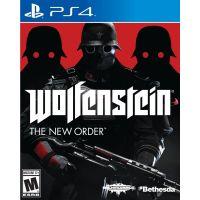 Wolfenstein: The New Order - bazar (PS4)