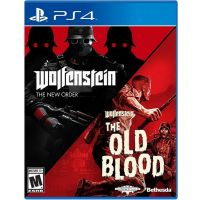 Wolfenstein - Two Pack (The New Order + The Old Blood) (PS4)