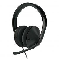 Xbox One Stereo Headset, černé (bulk) (Xbox One)