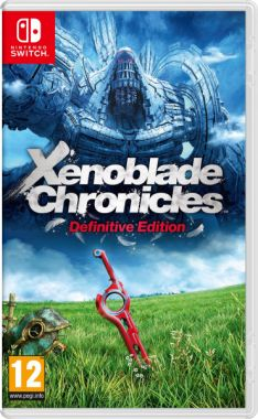Xenoblade Chronicles: Definitive Edition (Switch)
