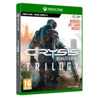 Crysis Trilogy Remastered (XONE/XSX)