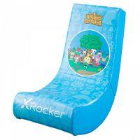 XRocker Nintendo herní židle Animal Crossing, modré