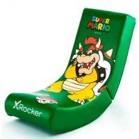 XRocker Nintendo herní židle Bowser, zelené