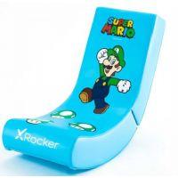 xRocker Nintendo herní židle Luigi, modré