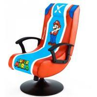 XRocker Nintendo herní židle Mario - audio (se stojánkem)