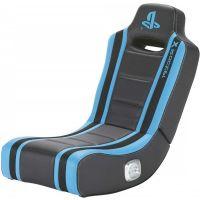 XRocker Playstation herní židle AUDIO Geist, černo-modré