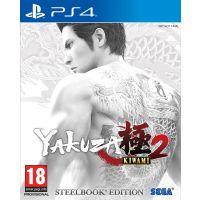 Yakuza 2 Kiwami - Steelbook Edition (PS4)