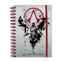 Zápisník Assassins Creed